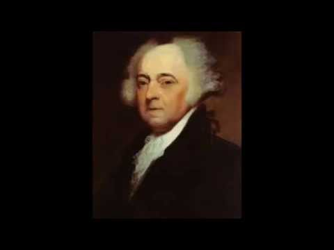 1796 Presidential Election- John Adams Squeaks By