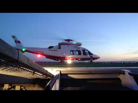AW189 - Going Offshore  by Leonardo Helicopters