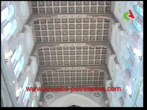 Annaba restauration de la basilique saint augustin