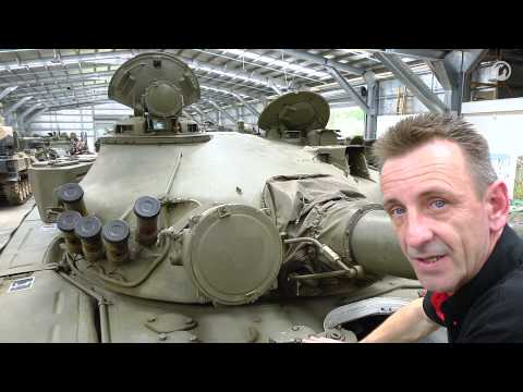 Inside the Tanks: The T-72 -  AU Armour & Artillery Museum