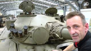 inside the tanks the t 72 au armour artillery museum