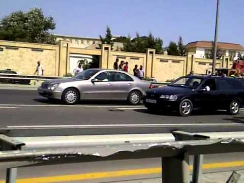 Авария в Баку айропорт...