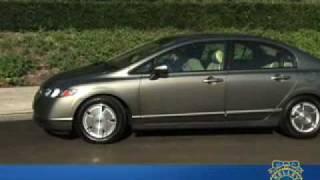 Honda Civic Hybrid Review - Kelley Blue Book