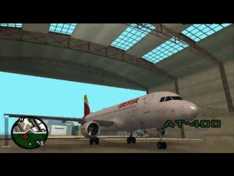 Gta San Andreas Airplanes