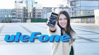 Ulefone Paris: обзор смартфона+КОНКУРС!