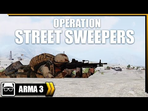 OPERATION STREET SWEEPERS | ArmA 3 Gameplay FR