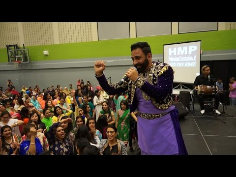 Sarabjit Cheema | Nacho Nacho | Live in Calgary | Mela Punjabana Da