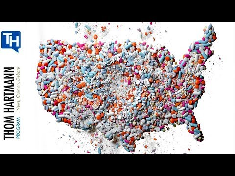 The Intentional Opioid Epidemic Caused By Big Pharma