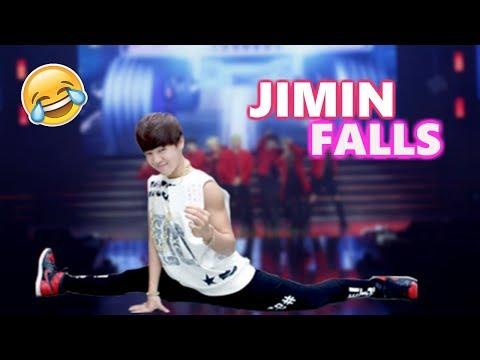 JIMIN FALLS | BTS ON CRACK