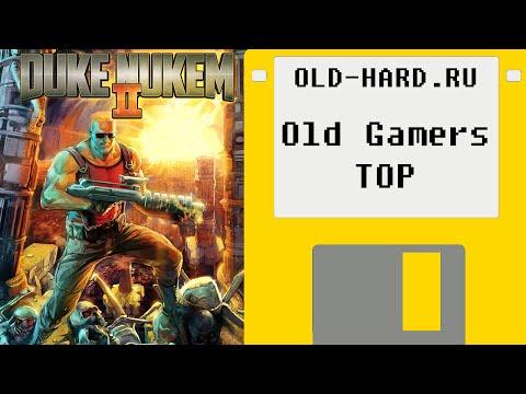 Топ 10 лучших 2D IBM-PC платформеров по мнению зрителей канала Old-Hard