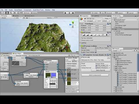 MapMagic Dynamic Build by Denis Pahunov