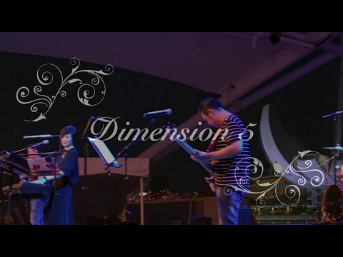 Dimension5 - Songs We Grew Up With - 50s Music (Esplanade Outdoor Theatre)