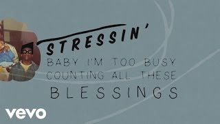 Lecrae - Blessings ft. Ty Dolla $ign (Lyric Video)