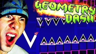 SO MANY CHALLENGES ~ Geometry Dash Eric Van Wilderman FANMADE Levels (9) thumbnail