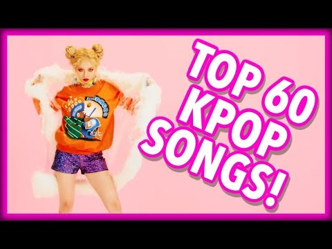 [TOP 60] K-POP SONGS CHART • JANUARY 2018 (WEEK 1)