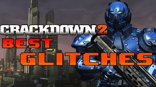 Crackdown 2 Best Glitches