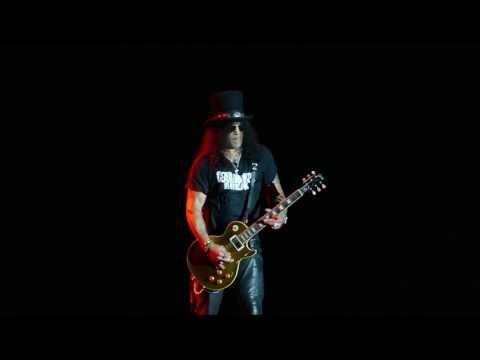 Guns N' Roses – Slash Guitar Solo – San Diego Aug 2016 at Qualcomm Stadium