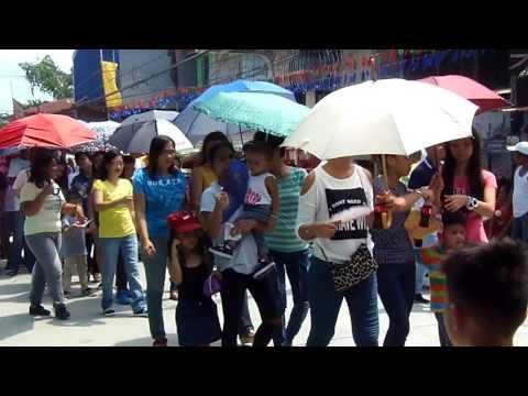 """San Nicolas Barrio Fiesta """"Prusisyon"""""""