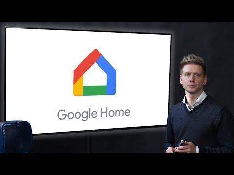 Smart Home - Geräte Einbinden Und Fernsteuern - Sony Bravia Android TV