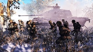 Eastern Front 1944 German Forces Last Stand | RobZ Realism | Men of War: Assault Squad 2 Gameplay