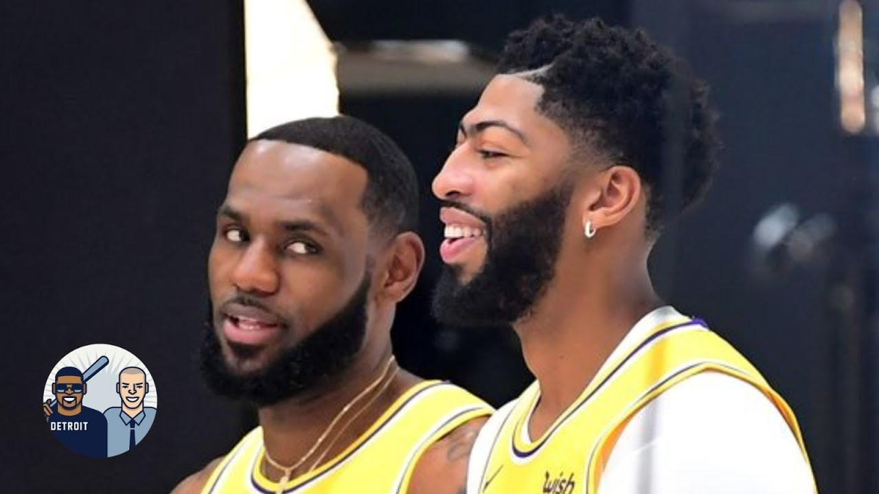 Lakers focus offense on Anthony Davis before LeBron James takes ...