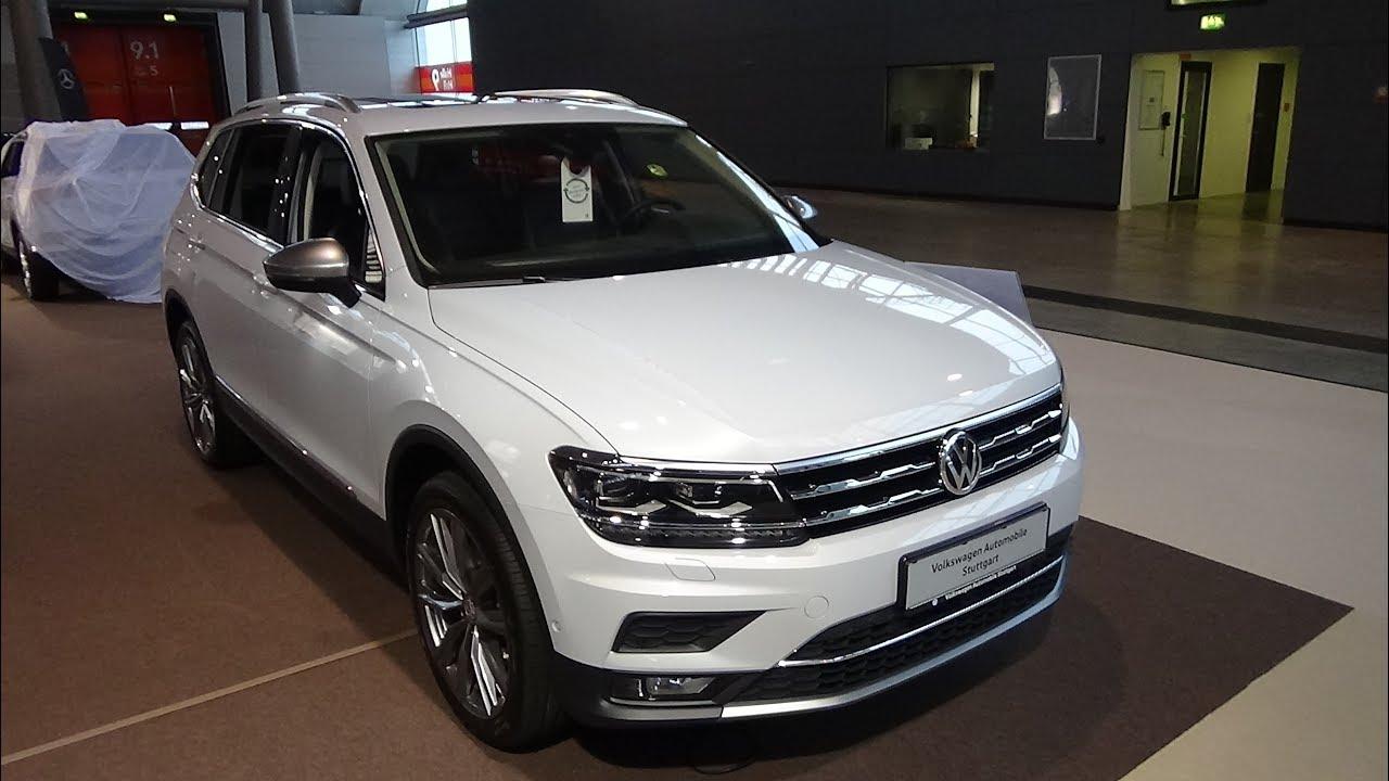 2018 vw tiguan highline interior - Volkswagen tiguan interior ...