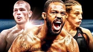 5 Most Dominant Forces In The UFC