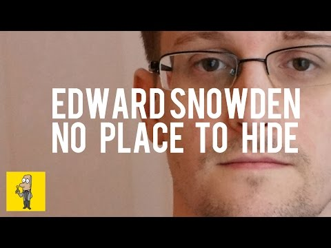 EDWARD SNOWDEN - No Place to Hide | Animated Book Summary