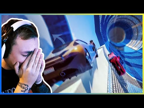 VERDENS SJUKESTE WALLRIDE! | GTA RACE | Norsk Gaming