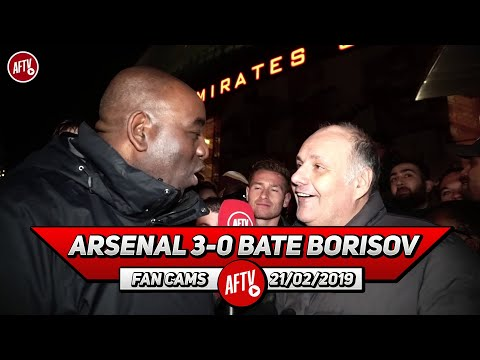 Arsenal 3-0 BATE Borisov | We Have To Start Ozil vs Southampton! (Claude)