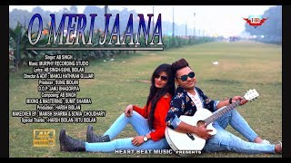 O MERI JAANA | Official Teaser Hindi HD SONG | AB SINGH | PRIYANKA LOHERA | MANOJ HATHWAN 2019