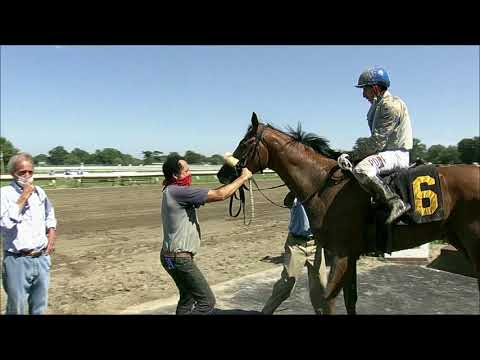 video thumbnail for MONMOUTH PARK 08-01-20 RACE 6