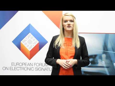 European Forum on Electronic Signature - EFPE 2013