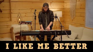 I Like Me Better - Jake Donaldson (LAUV Cover)