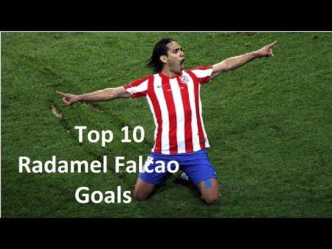 Top 10 Radamel Falcao Goals [720p HD]