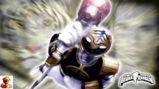 Mighty Morphin Power Rangers | White Ranger Theme [ Tiger Power] | Hip Hop Remix