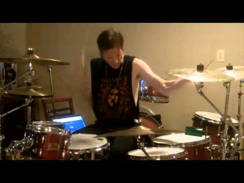 Tech N9ne feat. Corey Taylor-Wither-Drum Cover by Josh DeCoster