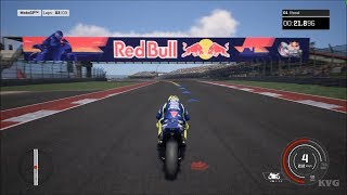 MotoGP 18 Gameplay (PC HD) [1080p60FPS]
