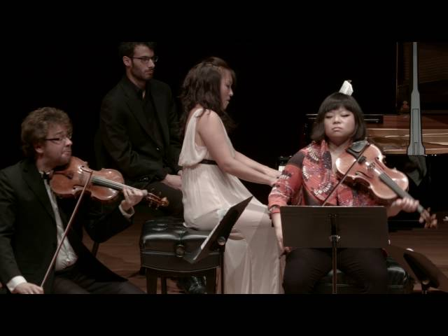 Strauss: Piano Quartet in C minor, Op. 13, II. Scherzo
