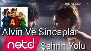 Alvin ve Sincaplar - Feride Hilal Akın _ Şehrin Yolu