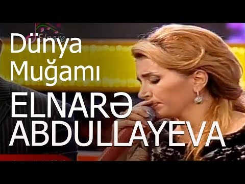 Elnarə Abdullayeva - Dünya Muğamı - Sevimli şou