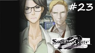 #23 Steins;Gate 0 Walkthrough (Full HD/No Commentary)-Dark Days Are Coming