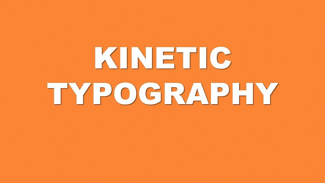 kinetic typography - powerpoint tutorial 2017 - youtube, Modern powerpoint