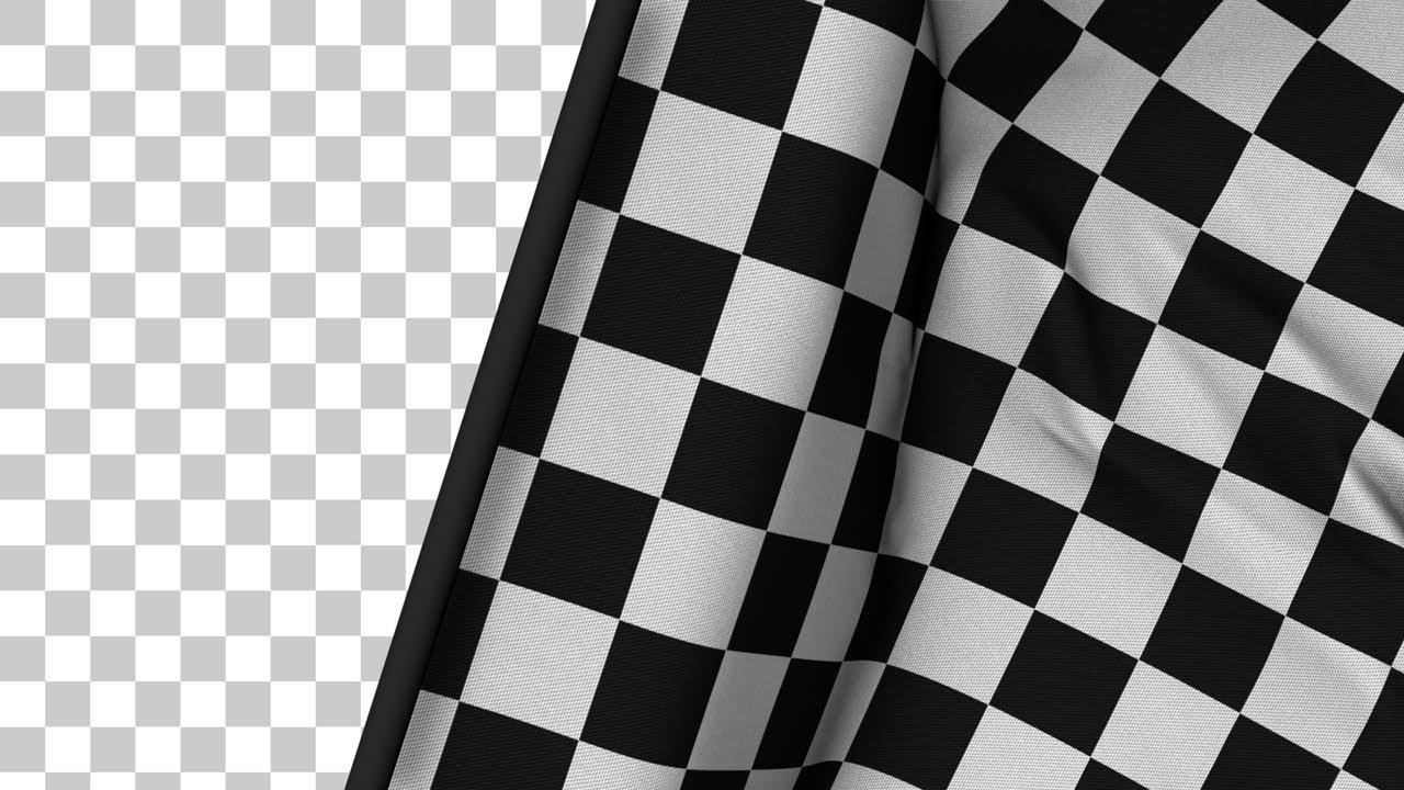 Racing Checkered Flag >> Checkered Flag Racing Transition 4k Youtube
