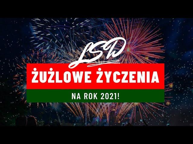 #LSD2020 - Żużlowe życzenia na rok 2021