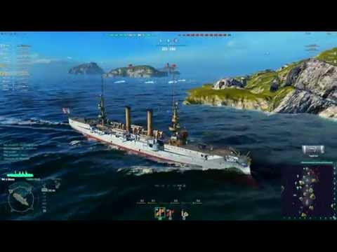 World Of Warships - MAGIC MAGAZINE - Albany the Almighty