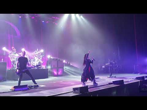 Evanescence - Bring Me To Life (live, 60 FPS, Full HD, 24.09.2019, Russia, Moscow / Россия, Москва)