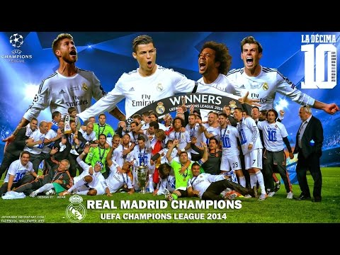 Real Madrid CF - Best Moments in Season 2013 - 2014 | LA DÉCIMA | HD