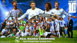 Real Madrid CF - Best Moments in Season 2013 - 2014 | LA DÉCIMA | HD(Real Madrid in Season 2013 - 2014. Best moments, emotions and goals. Music: 1 - Mark Petrie - Polar Shift 2 - Mark Petrie - Omega Point 3 - GRV Music - Fallen ..., 2014-05-25T12:44:04.000Z)