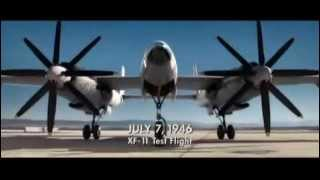 The aviator ( XF 11 Test flight scene )